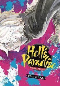 [Hells Paradise: Jigokuraku: Volume 1 (Product Image)]