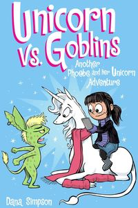 [Heavenly Nostrils Chronicle: Volume 3: Unicorn Vs Goblins (Product Image)]
