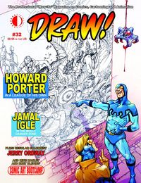 [The cover for Draw #32]