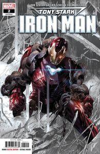 [Tony Stark: Iron Man #2 (2nd Printing) (Product Image)]