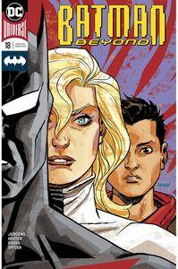 [Batman Beyond #18 (Variant Edition) (Product Image)]