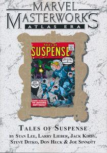 [Marvel Masterworks: Atlas Era: Tales Of Suspense: Volume 1 (DM Edition) (Product Image)]