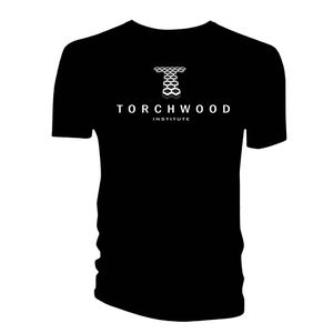 [Doctor Who: T-Shirt: Torchwood Institute Logo (Web Exclusive) (Product Image)]