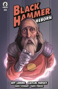 [Black Hammer: Reborn #4 (Cover A Yarsky) (Product Image)]