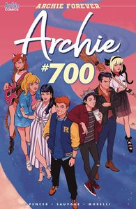 [Archie #700 (Cover G - Mok) (Product Image)]
