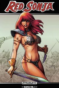 [Red Sonja: Travels: Volume 2 (Product Image)]