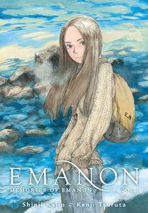 [Emanon: Volume 1: Memories Of Emanon (Product Image)]
