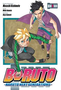 [Boruto: Volume 9: Naruto Next Generations (Product Image)]