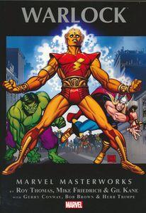 [Marvel Masterworks: Warlock: Volume 1 (Product Image)]