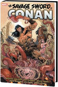 [Savage Sword Of Conan: Original Marvel Years: Omnibus: Volume 5 (Asrar C Hardcover) (Product Image)]
