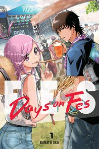 [Days on Fes: Volume 1 (Product Image)]