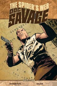 [Doc Savage: The Spider's Web (Product Image)]