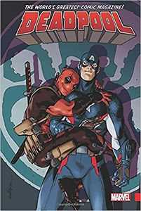 [Deadpool: Worlds Greatest: Volume 4 (Hardcover) (Product Image)]