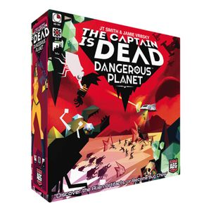 [The Captain Is Dead: Dangerous Planet (Product Image)]