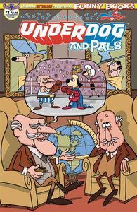 [Underdog & Pals #1 (Gallant Commander Mcbragg Cover) (Product Image)]
