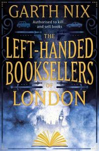 [The Lefthanded Booksellers Of London (Hardcover) (Product Image)]