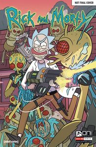 [Rick & Morty #3 (50 Issues Special Variant) (Product Image)]