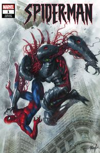 [Spider-Man #1 (Lucio Parrillo Variant) (Product Image)]