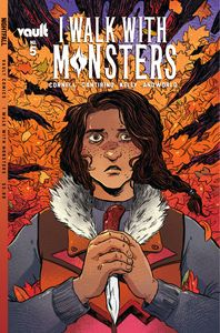 [I Walk With Monsters #5 (Cover A Cantirino) (Product Image)]