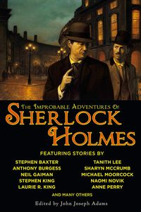 [The Improbable Adventures Of Sherlock Holmes (Product Image)]
