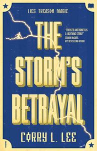 [The Bourshkanya Trilogy: Book 2: The Storm's Betrayal (Product Image)]