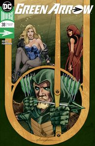 [Green Arrow #38 (Variant Edition) (Product Image)]