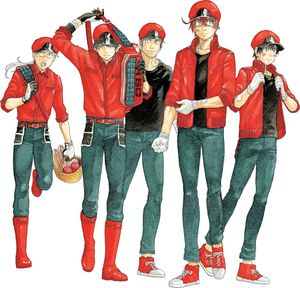 [Cells At Work!: Code Black: Volume 7 (Product Image)]