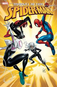[Marvel Action: Spider-Man #9 (Cover A Ossio) (Product Image)]
