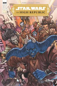 [Star Wars: The High Republic Adventures #11 (Cover A Tolibao) (Product Image)]