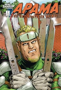 [Apama: The Undiscovered Animal #2 (Lawn Mower Jesse Variant A) (Product Image)]