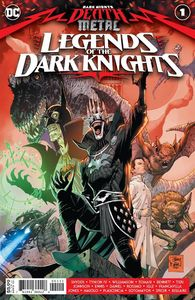 [Dark Nights: Death Metal: Legends Of Dark Knights #1 (2nd Printing) (Product Image)]