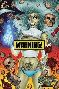 [Zombie Tramp: Ongoing #57 (Cover D Mckay Virgin Risque Limited Edition (M) (Product Image)]