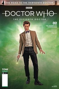 [Doctor Who: Road To The 13th Doctor #2 (11th Cover B Photo) (Product Image)]