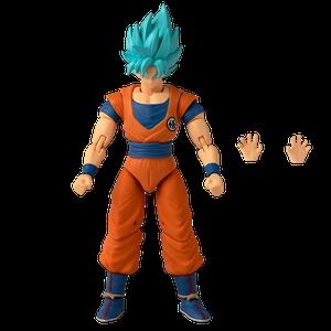 [Dragon Ball Super: Dragon Stars Action Figure: Super Saiyan Blue Goku (Product Image)]