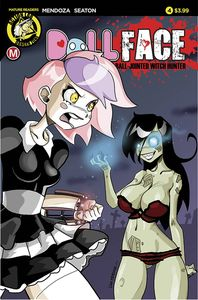 [Dollface #4 (Cover A Mendoza) (Product Image)]