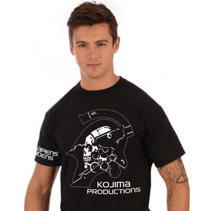 [Kojima Productions: T-Shirt: Logo (Product Image)]