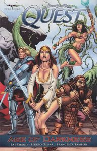 [Grimm Fairy Tales: Quest (Product Image)]