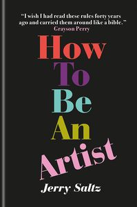 [How To Be An Artist (Hardcover) (Product Image)]