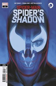 [Spider-Man: Spiders Shadow #1 (2nd Printing Variant) (Product Image)]
