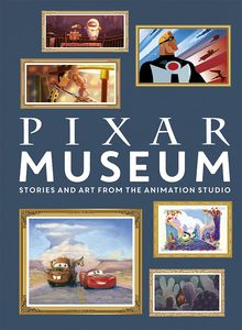 [Pixar Museum (Hardcover) (Product Image)]