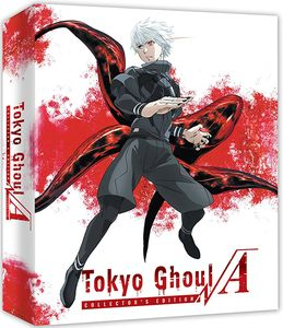 [Tokyo Ghoul: Root A (Blu-Ray) (Product Image)]