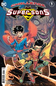 [Challenge Of The Super Sons #1 (Cover A Jorge Jimenez) (Product Image)]