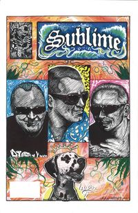 [The cover for Rock & Roll Biographies: Sublime]