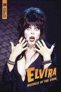 [Elvira: Mistress Of Dark #8 (Cover D Photo Sub Variant) (Product Image)]