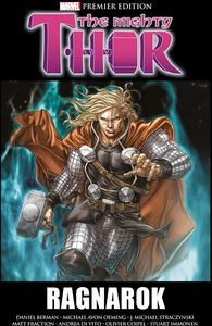 [The Mighty Thor: Ragnarok Bookazine (Product Image)]