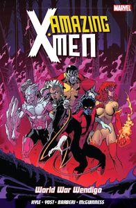 [Amazing X-Men: Volume 2: World War Wendigo (UK Edition) (Product Image)]
