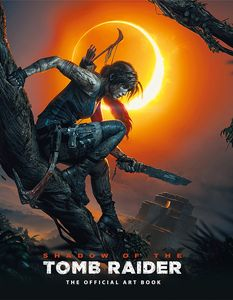 [Shadow Of The Tomb Raider: The Official Art Book (Hardcover) (Product Image)]
