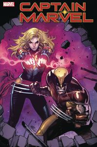 [Captain Marvel #17 (Product Image)]