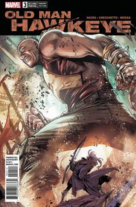 [Old Man Hawkeye #3 (Checchetto Variant) (Legacy) (2nd Printing) (Product Image)]