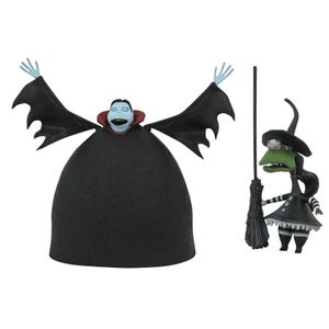 [Nightmare Before Christmas: Select Series Action Figure: Short Vampire & Short Witch (Product Image)]